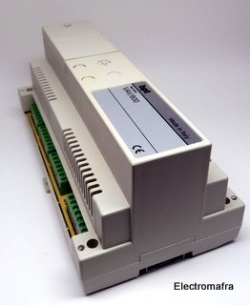 Derivador de video amplificado  BPT VAV600