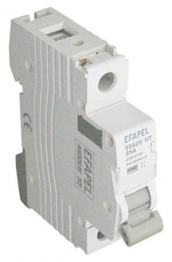Interruptor - 1P 25 Amp	250/415V~ 50/60Hz Efapel 55525 1IT