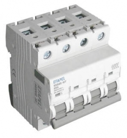 Interruptor - 4P 25 Amp	250/415V~ 50/60Hz Efapel 55525 4IT