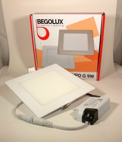 Projector Lupo/Q 9W 4200K branco LUPO/Q9W42BR Begolux
